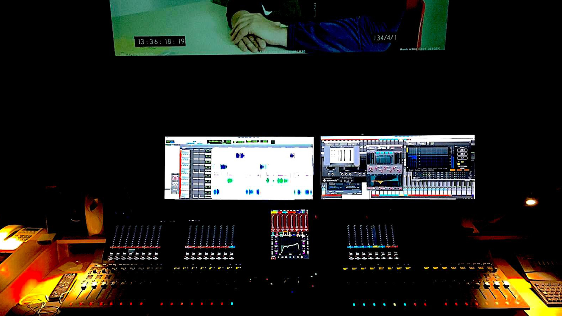 SALA MIX CONSOLLE 1